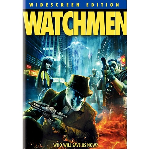 Watchmen (WS) (DVD) - image 1 of 1
