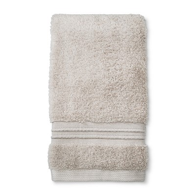 MicroCotton® Spa Hand Towel Tan - Fieldcrest®