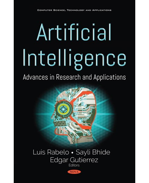 Artificial Intelligence : Advances in Research and Applications (Hardcover) - image 1 of 1