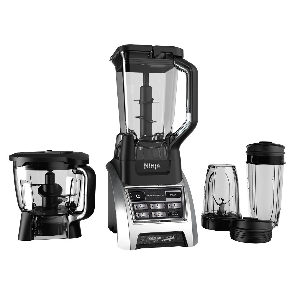 Ninja Professional 1200W Kitchen System – BL685, Black 44363628