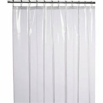 GoodGram Extra Long Heavy Duty Vinyl Shower Curtain Liners
