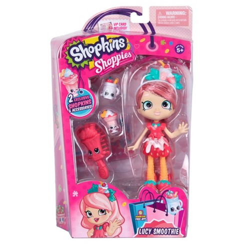 Shopkins™ Shoppies Doll - Lucy Smoothie - image 1 of 5
