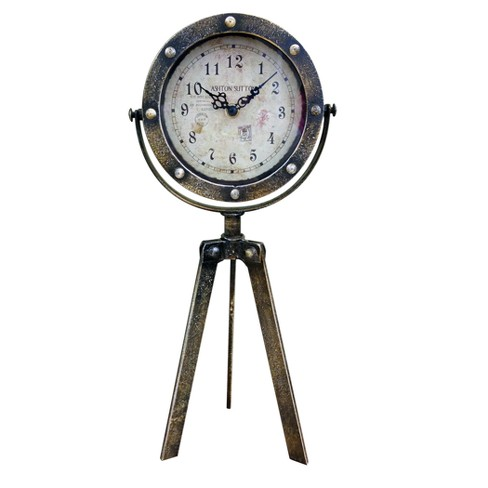 "16"" Tripod Table Clock - image 1 of 1"