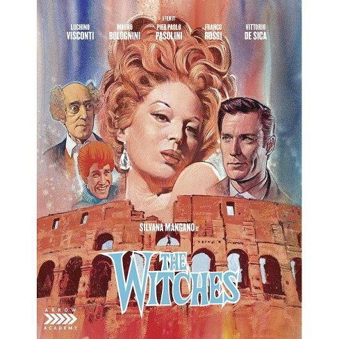 The Witches (Blu-ray) - image 1 of 1