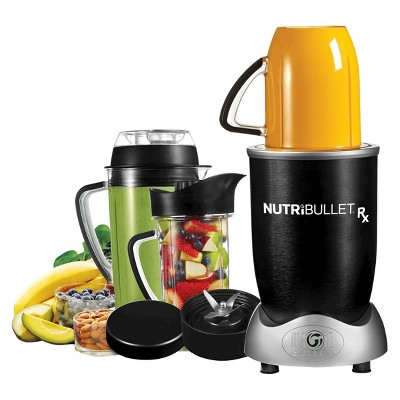 NutriBullet Rx 1700-Watt Blender by Magic Bullet N17-1001