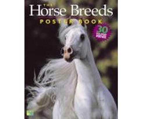 Horse Breeds Poster Book (Paperback) (Lisa Hiley & Bob Langrish) - image 1 of 1