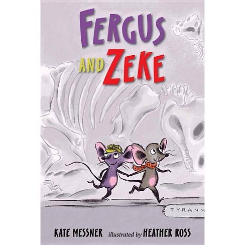 Fergus and Zeke - by  Kate Messner (Hardcover) - image 1 of 1