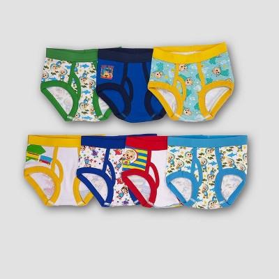 Toddler Boys' CoComelon 7pk Underwear