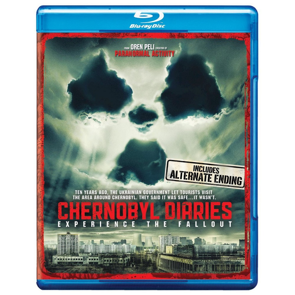 Chernobyl Diaries [Blu-ray] [Includes Digital Copy] [UltraViolet]