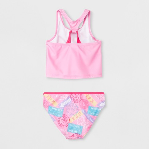 best quality for browse latest collections various kinds of Girls' Shopkins Bikini Set - Pink 10/12