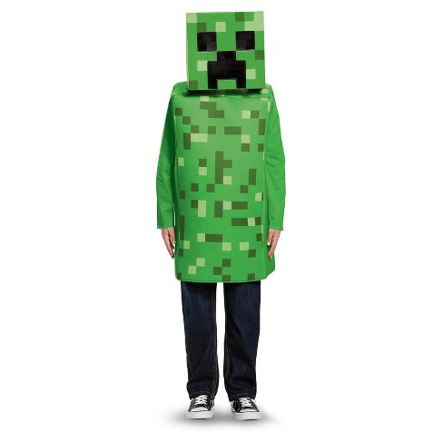 Kids' Minecraft Creeper Classic Costume - image 1 of 1