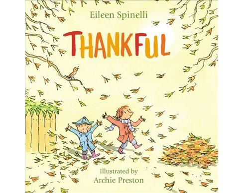 Thankful (Hardcover) (Eileen Spinelli) - image 1 of 1