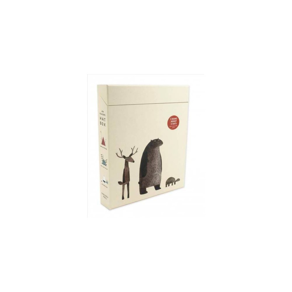 Jon Klassen's Hat Box - (Hardcover)
