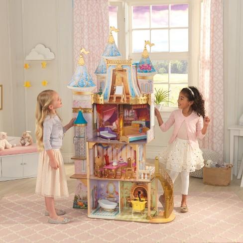 Kidkraft Disney Princess Royal Celebration Dollhouse Target