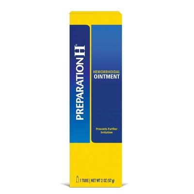 Preparation H Hemorrhoidal Ointment - 2oz