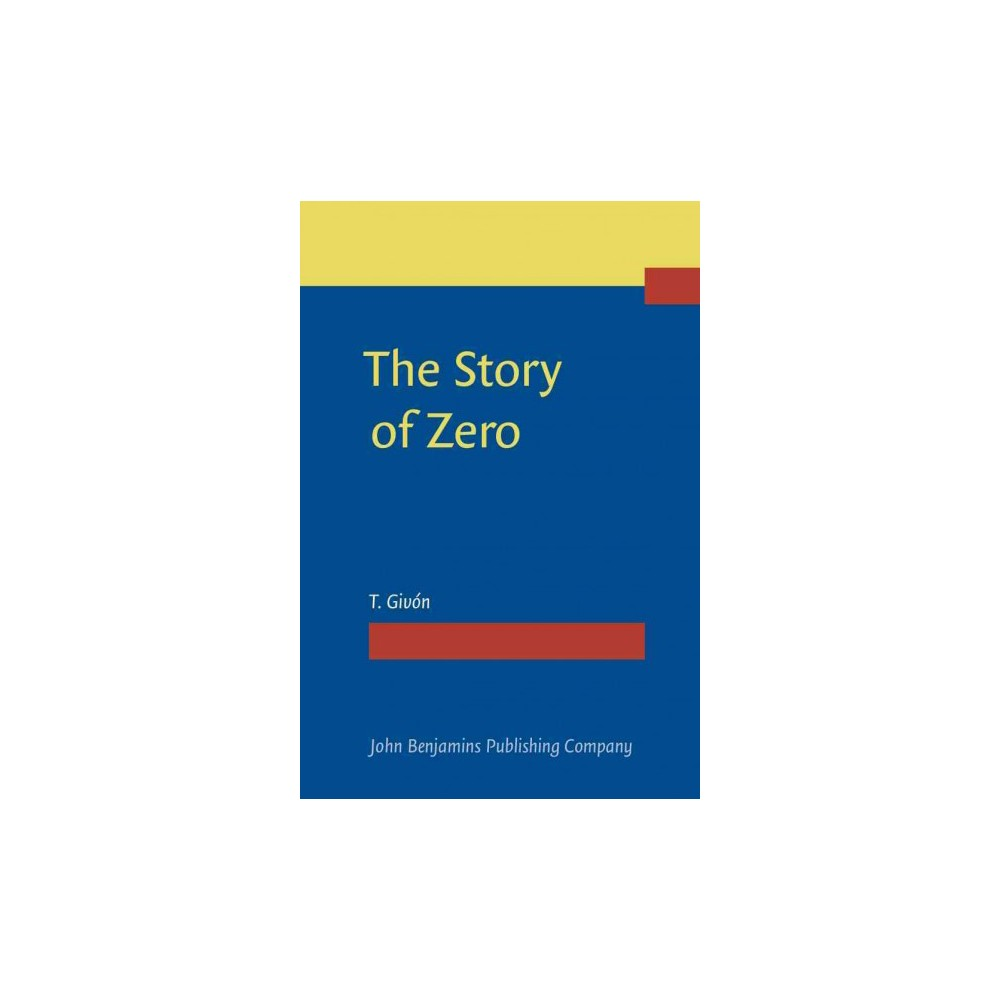 Story of Zero (Hardcover) (T. Givu00f3n)
