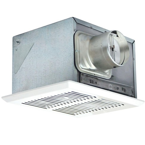 Air King FRAK80 80 CFM 1 Sone Ceiling Mounted Fire and Energy Star Rated Exhaust Fan - image 1 of 1