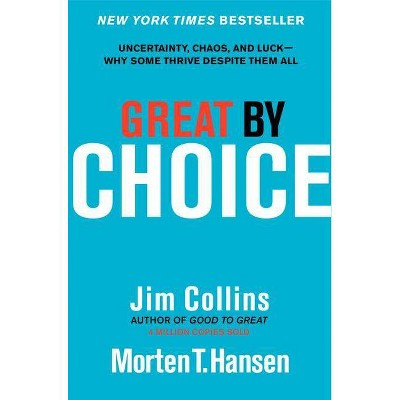 Great by Choice (Hardcover) (Jim Collins & Morten Hansen)