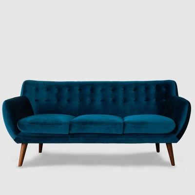 Rhodes Mid-Century Modern Tufted Sofa - RST Brands