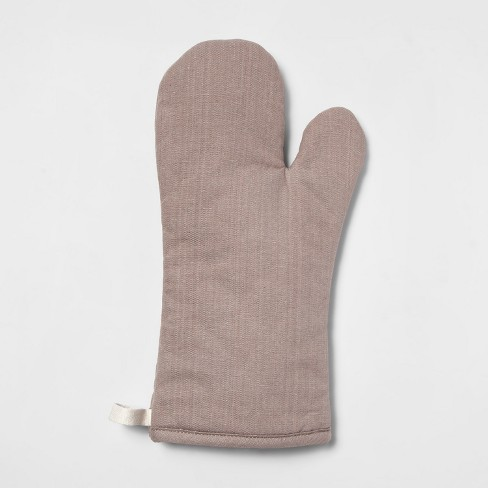 Oven Mitt Deep Taupe - Project 62™ - image 1 of 1