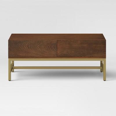Antwerp Coffee Table - Walnut - Project 62™