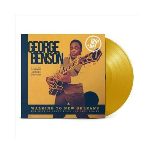 George Benson - Walking To New Orleans (Yellow) (Vinyl) - image 1 of 1