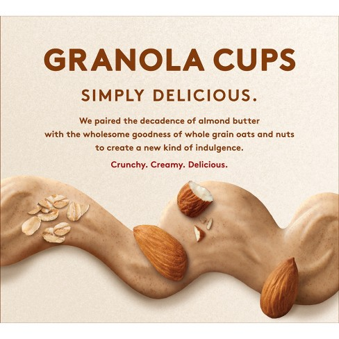Nature Valley Granola Cups Almond Butter - 5ct 6 2oz