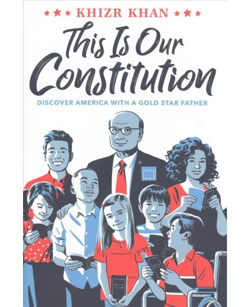 This Is Our Constitution (Hardcover) (Khizr Khan) - image 1 of 1