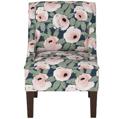 Hudson Swoop Chair Bloomsbury Rose - Threshold™