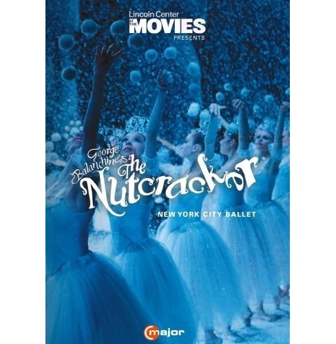 Tchaikovksy:George Balanchine's The N (DVD) - image 1 of 1