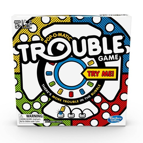 Trouble Board Game - image 1 of 4