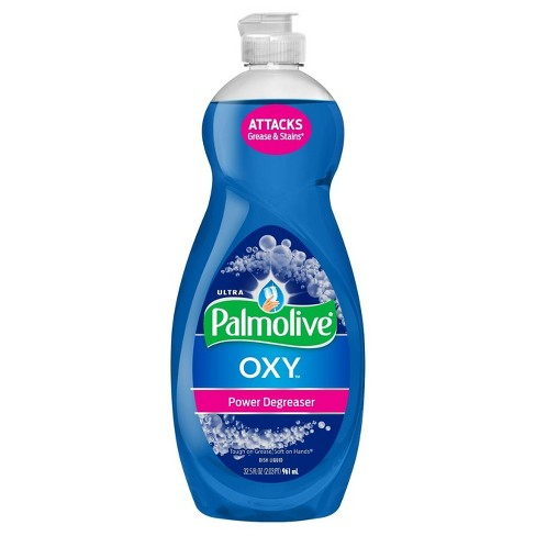 Palmolive Ultra Oxy Power Degreaser Liquid Dish Soap - 32.5 fl oz - image 1 of 3
