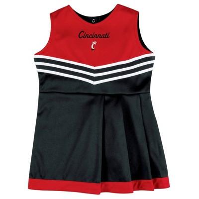 NCAA Cincinnati Bearcats Girls' 2pc Cheer Set