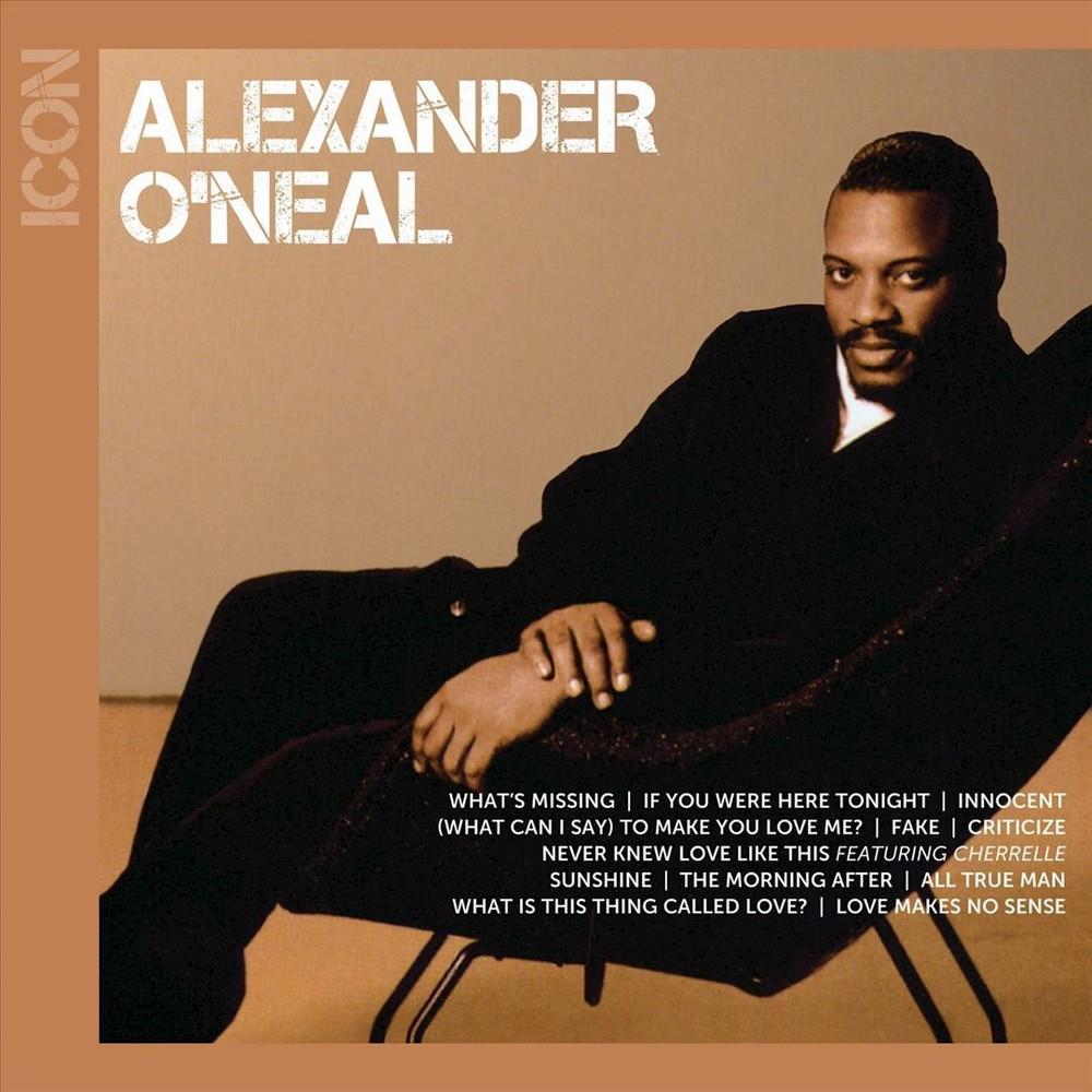 Alexander O'neal - Icon:Alexander O'neal (CD)