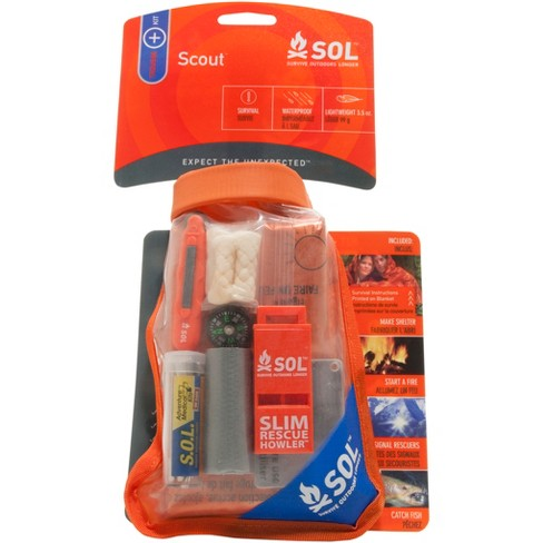 SOL Scout Survival Kit - image 1 of 4