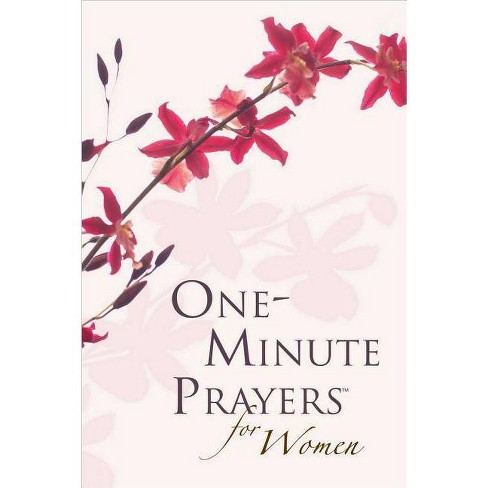 One-Minute Prayers(r) for Women Gift Edition - by  Hope Lyda (Hardcover) - image 1 of 1
