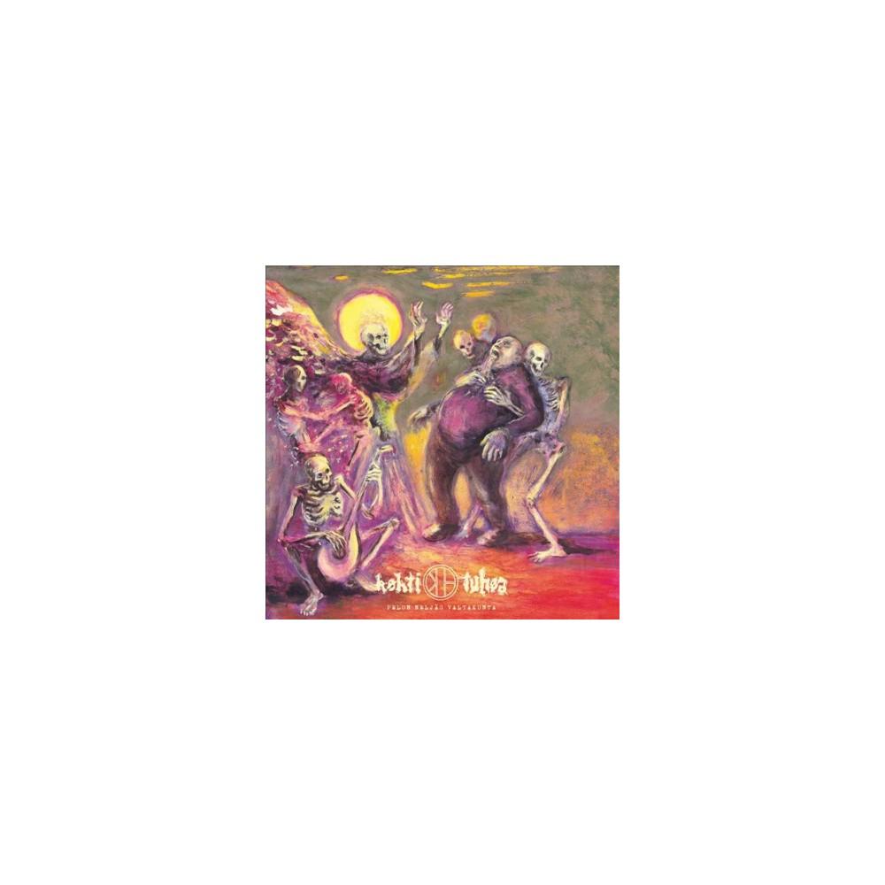Kohti Tuhoa - Pelon Neljas Valtakunta (Vinyl)