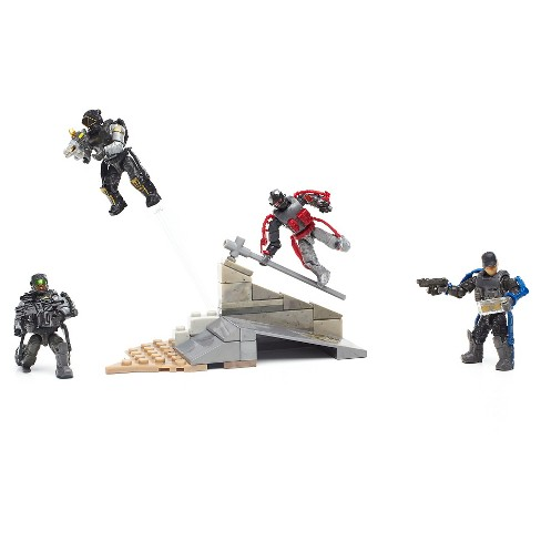 Mega Bloks Call of Duty Advanced Soldiers Troop Figure Pack - image 1 of 4