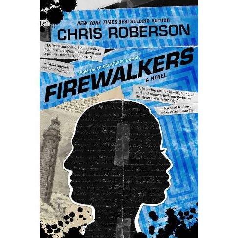 Firewalkers - (Recondito) by  Chris Roberson (Paperback) - image 1 of 1