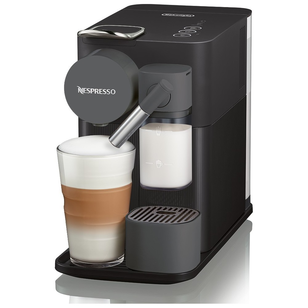 Image of Nespresso Lattissima One Espresso Machine - Black
