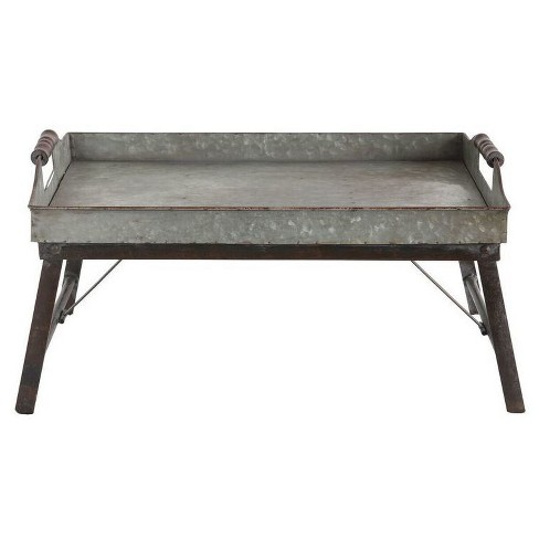Iron Tray Table - 3R Studios - image 1 of 1