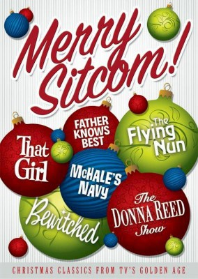 Merry Sitcom: Christmas Classics From TV's Golden Age (DVD)(2009)