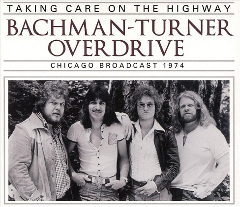 Bachman-turner overd - Taking care on the highway (CD) - image 1 of 1