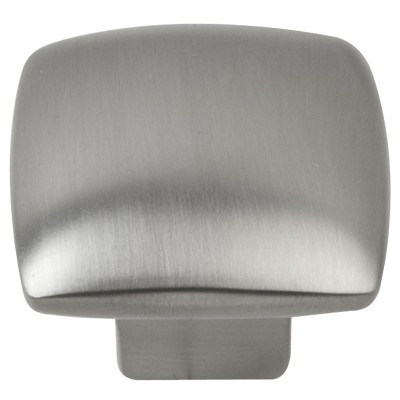 Sumner Street Home Hardware 1.25 4pc Knob Satin Nickel Boise