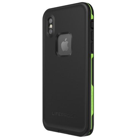 on sale a1460 b367c LifeProof Apple iPhone X FRE Case - Night Lite