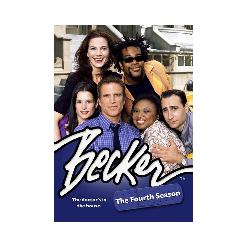 Becker:Fourth Season (Dvd)