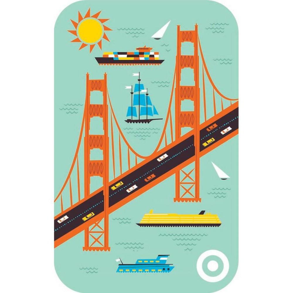 San Fran Bridge 20 Giftcard