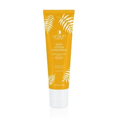 Unsun Cosmetics Sunscreens - SPF 15 - 3 fl oz