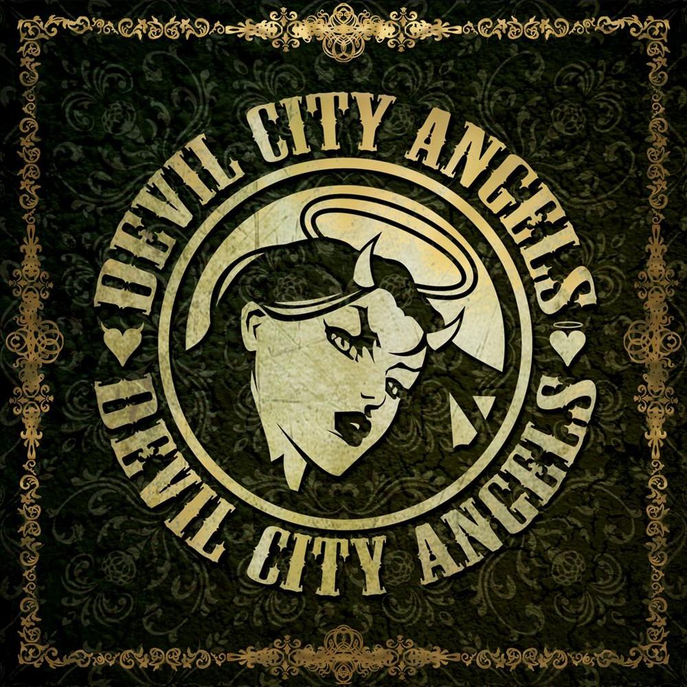 Devil City Angels - Devil City Angels (CD)