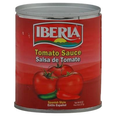Iberia Tomato Sauce - 8oz